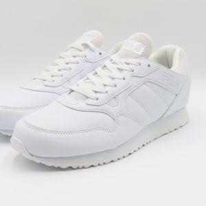 FILA Crescendo Men's Sneakers White Size 10.5